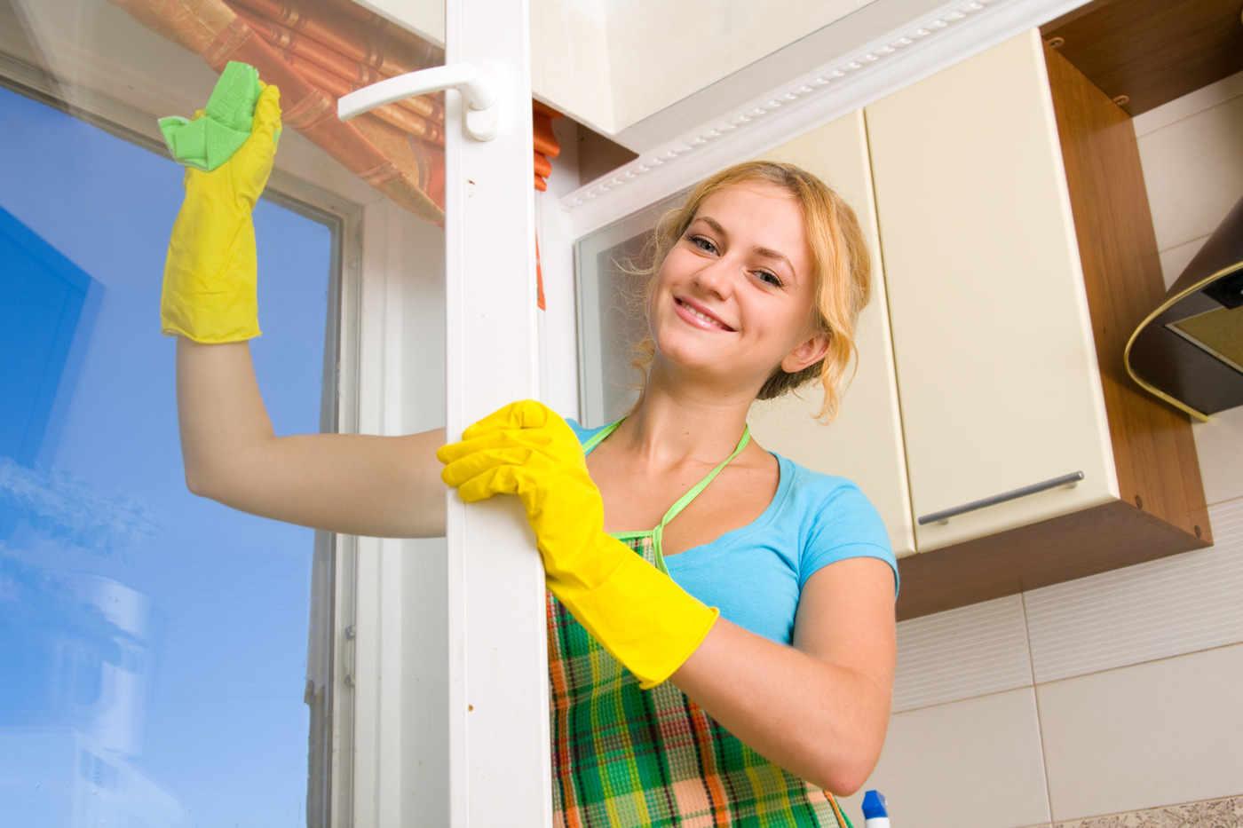 Весенняя генеральная уборка квартиры недвижимость и строител.